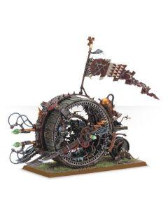 Warhammer AoS: Skaven Doomwheel