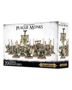 Warhammer AoS: Skaven Pestilens: Plague Monks