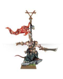 Warhammer AoS: Skaven Warlord