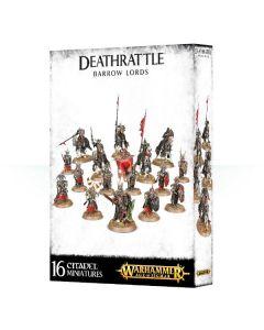Warhammer AoS: Deathrattle: Barrow Lords