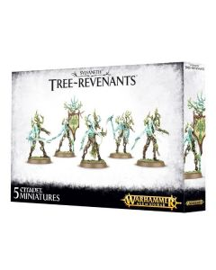 Warhammer AoS: Sylvaneth: Tree-Revenants