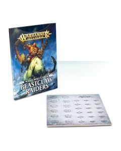 Warhammer AoS: Beastclaw Raiders: Warscroll Cards