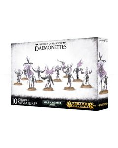 Warhammer: Daemonettes Of Slaanesh