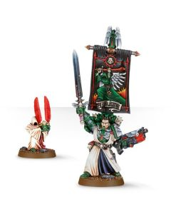Warhammer 40k: Azrael, Supreme Grand Master