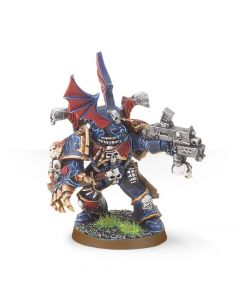 Warhammer 40k: Chaos Space Marines: Night Lords Chaos Lord