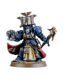 Warhammer 40k: Space Marines: Librarian In Terminator Armour