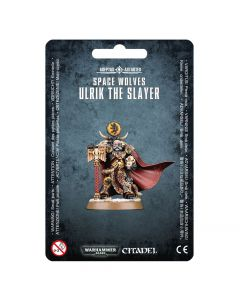 Warhammer 40k: Space Wolves: Ulrik The Slayer