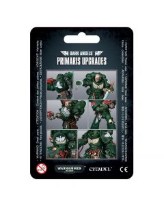 Warhammer 40k: Dark Angels: Primaris Upgrades