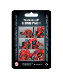 Warhammer 40k: Blood Angels: Primaris Upgrades