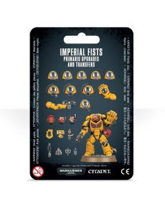 Warhammer 40k: Imperial Fists: Primaris Upgrades and Transfers