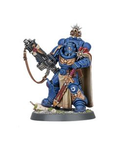 Warhammer 40k: Space Marines: Captain with Master-crafted Bolt Rifle