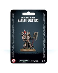 Warhammer 40k: Chaos Space Marines: Master of Executions