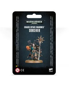 Warhammer 40k: Chaos Space Marines: Sorcerer (2019)