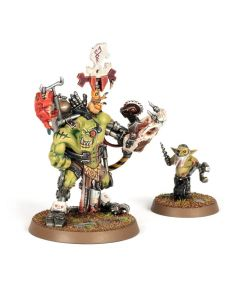 Warhammer 40k: Orks: Painboss