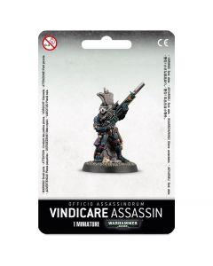 Warhammer 40k: Officio Assassinorum: Vindicare Assassin