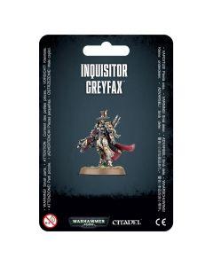 Warhammer 40k: Inquisitor Greyfax