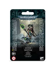 Warhammer 40k: Necrons: Cryptek (2020)