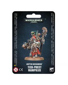 Warhammer 40k: Adeptus Mechanicus: Tech-Priest Manipulus