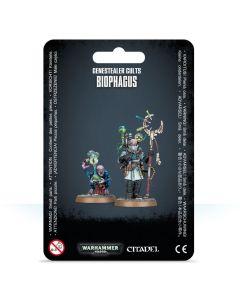 Warhammer 40k: Genestealer Cults: Biophagus