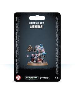 Warhammer 40k: Genestealer Cults: Abominant