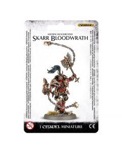 Warhammer AoS: Khorne Bloodbound: Skarr Bloodwrath
