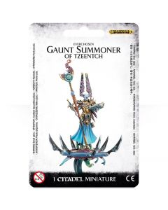 Warhammer AoS: Gaunt Summoner On Disc Of Tzeentch