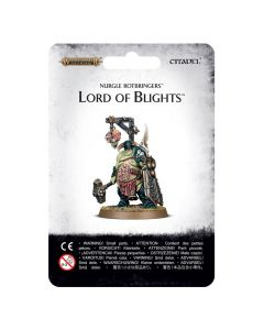 Warhammer AoS: Nurgle Rotbringers: Lord of Blights