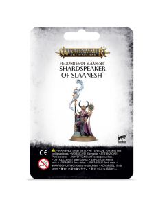 Warhammer AoS: Hedonites of Slaanesh: Shardspeaker of Slaanesh