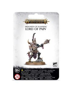 Warhammer AoS: Hedonites of Slaanesh: Lord of Pain
