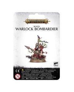 Warhammer AoS: Skaven: Warlock Bombardier