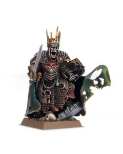 Warhammer AoS: Deathrattle: Wight King with Baleful Tomb Blade