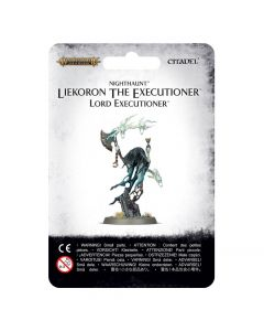 Warhammer AoS: Nighthaunt: Liekoron the Executioner