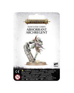 Warhammer AoS: Flesh-eater Courts: Abhorrant Archregent