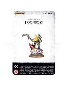 Warhammer AoS: Gloomspite Gitz: Loonboss