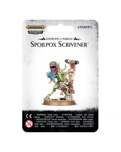 Warhammer: Daemons of Nurgle: Spoilpox Scrivener