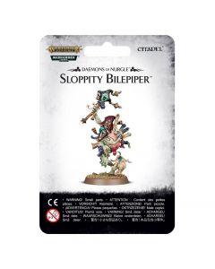 Warhammer: Daemons of Nurgle: Sloppity Bilepiper