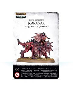 Warhammer: Daemons of Khorne: Karanak, The Hound of Vengeance