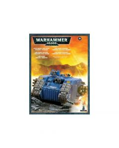 Warhammer 40k: Space Marines: Land Raider Crusader / Redeemer