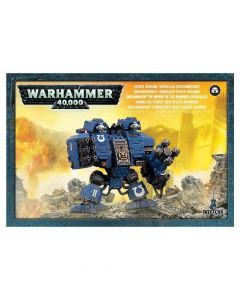 Warhammer 40k: Space Marines: Ironclad Dreadnought