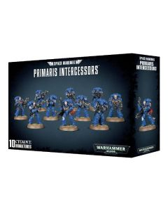 Warhammer 40k: Space Marines: Primaris Intercessors