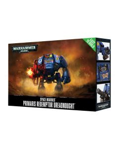 Warhammer 40k: Space Marines: Easy To Build Primaris Redemptor Dreadnought