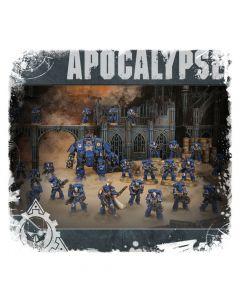 Warhammer 40k: Apocalypse: Space Marines Battalion Detachment