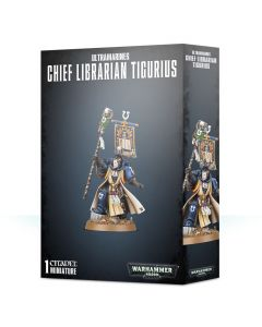 Warhammer 40k: Ultramarines: Chief Librarian Tigurius