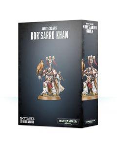 Warhammer 40k: White Scars: Kor'sarro Khan