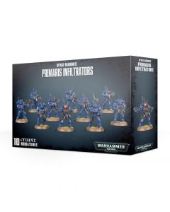 Warhammer 40k: Space Marines: Primaris Infiltrators