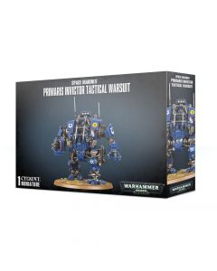 Warhammer 40k: Space Marines: Primaris Invictor Tactical Warsuit