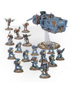 Warhammer 40k: Battleforce: Space Wolves: Talons Of Morkai