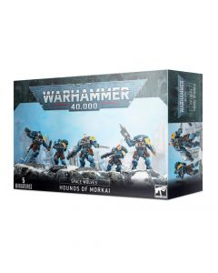 Warhammer 40k: Space Wolves: Hounds of Morkai