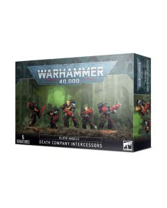 Warhammer 40k: Blood Angels: Death Company Intercessors