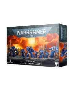 Warhammer 40k: Space Marines: Assault Intercessors